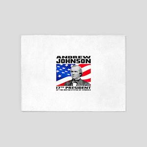 17 Johnson 5'x7'Area Rug