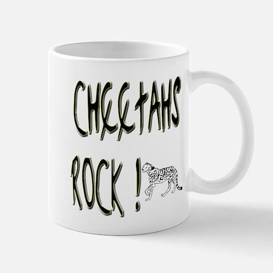 Cheetahs Rock ! Mug