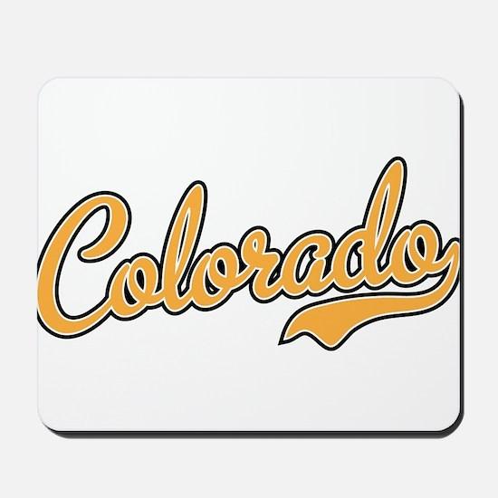 Colorado Mousepad