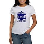 proud jewish zionist Women's T-Shirt