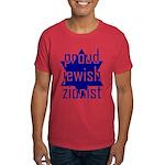 proud jewish zionist Dark T-Shirt