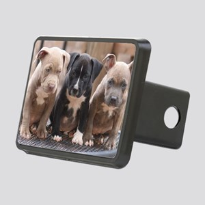 Pitbull Rectangular Hitch Cover