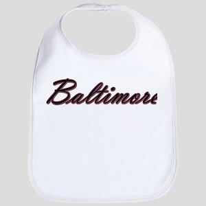 Warzone Baltimore Bib