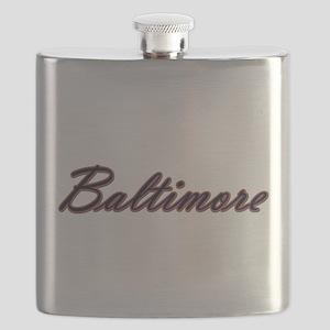 Warzone Baltimore Flask