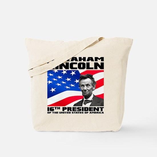 16 Lincoln Tote Bag