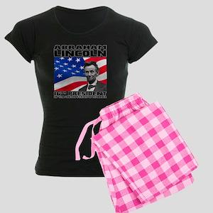 16 Lincoln Women's Dark Pajamas