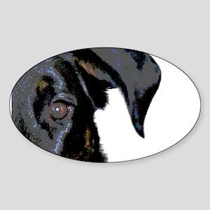 Beauceron Graphic Sticker