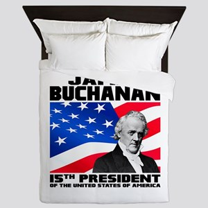 15 Buchanan Queen Duvet