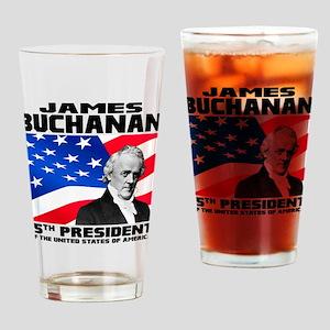 15 Buchanan Drinking Glass