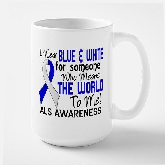 ALS MeansWorldToMe2 Large Mug