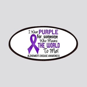 Alzheimer's MeansWorldToMe2 Patch