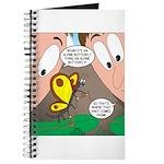 Alpine Butterfly Journal