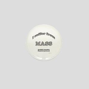 Aussie Syndrome Mini Button