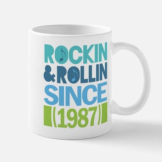 1987 Birthday Mug