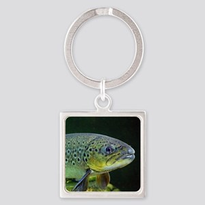 BROWN TROUT Keychains