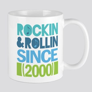 2000 Birthday Mug