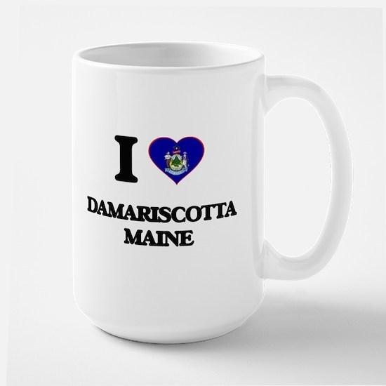 I love Damariscotta Maine Mugs