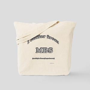 Basenji Syndrome Tote Bag
