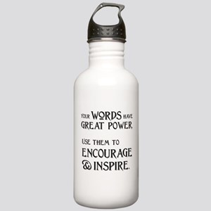 INSPIRE Stainless Water Bottle 1.0L
