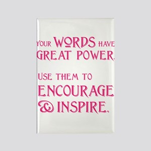 INSPIRE Rectangle Magnet
