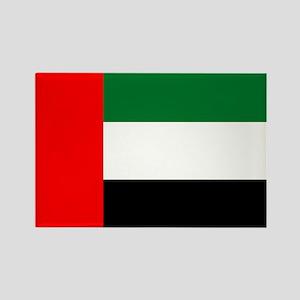 United Arab Emirates Flag Rectangle Magnet