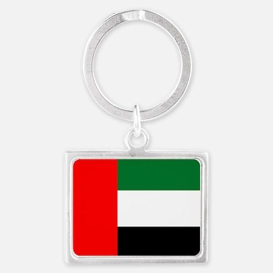 United Arab Emirates Flag Keychains