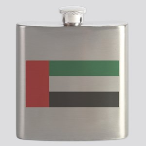 United Arab Emirates Flag Flask