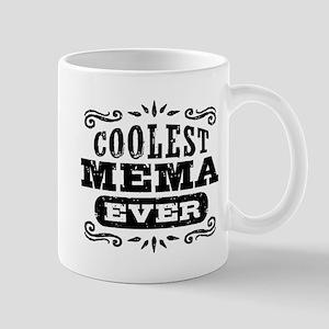 Coolest Mema Ever Mug