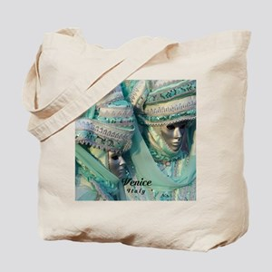 Fancy Dress Couple Tote Bag