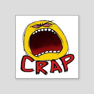 Crap! Sticker