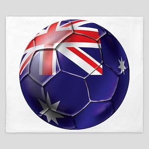 Australia Football King Duvet