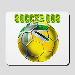 Australia Socceroos Mousepad