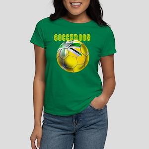 Australia Socceroos Women's Dark T-Shirt