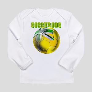 Australia Socceroos Long Sleeve Infant T-Shirt