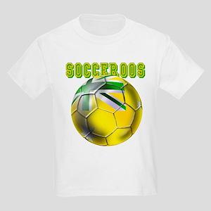 Australia Socceroos Kids Light T-Shirt