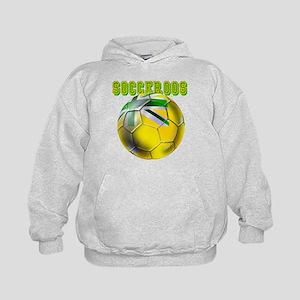 Australia Socceroos Kids Hoodie