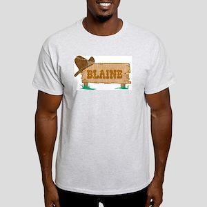 Blaine western Light T-Shirt