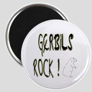 Gerbils Rock ! Magnet