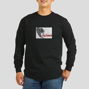 TEAM CYCLONES Long Sleeve T-Shirt