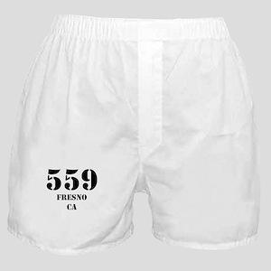 559 Fresno CA Boxer Shorts