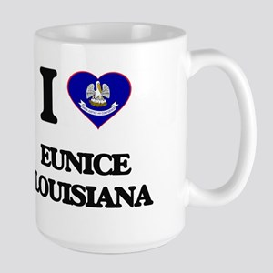 I love Eunice Louisiana Mugs