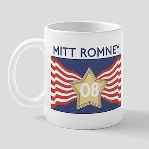Elect MITT ROMNEY 08 Mug