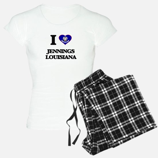 I love Jennings Louisiana Pajamas