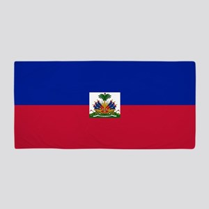 Flag of Haiti Beach Towel