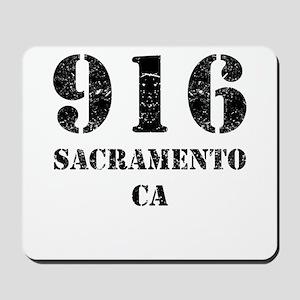 916 Sacramento CA Mousepad