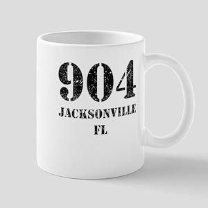 904 Jacksonville FL Mugs