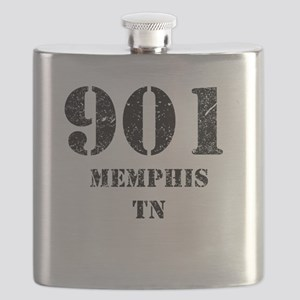 901 Memphis TN Flask