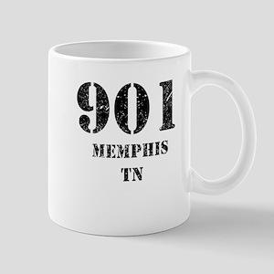 901 Memphis TN Mugs