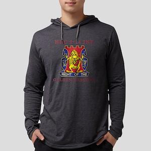 HHC 2-14 INF - Golden Dragons Long Sleeve T-Shirt