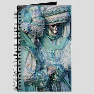Fancy Dress Couple Journal
